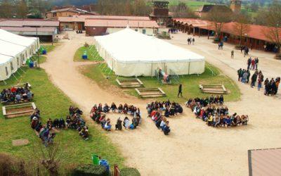 Irmão David, da Comunidade de Taizé, visita jovens portugueses