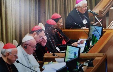 Intervenção de D. Joaquim Mendes no Sínodo dos Bispos 2018
