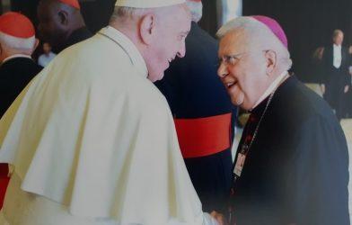 Entrevista a D. Joaquim Mendes, representante da CEP no Sínodo dos Bispos