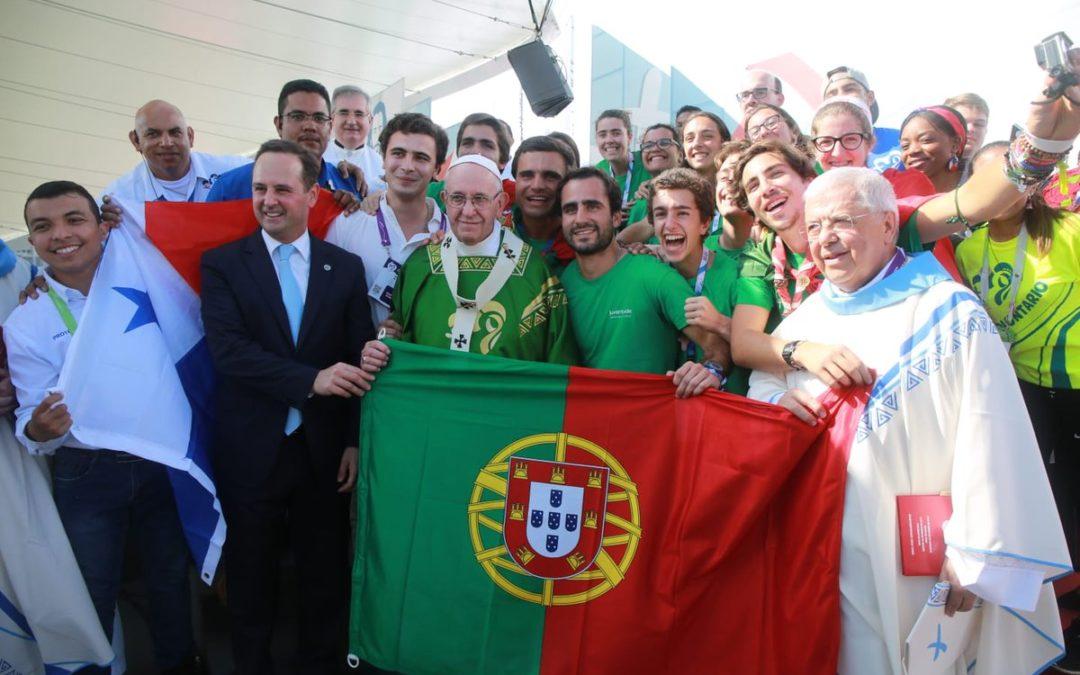 Portugal organiza Jornada Mundial da Juventude 2022 (vídeos)