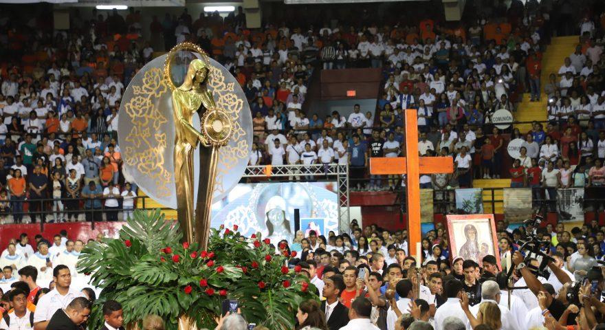 Países lusófonos de África recebem peregrinação da Cruz e do ícone de Maria da JMJ
