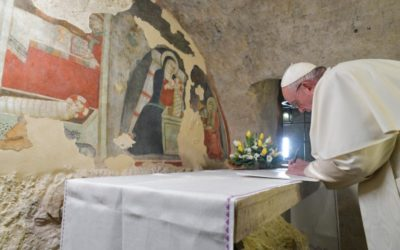 Papa Francisco sobre o «significado e valor do Presépio»