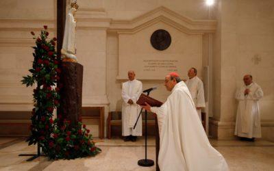 Consagração ao Sagrado Coração de Jesus e ao Imaculado Coração de Maria