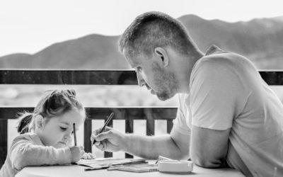 «Pais Cuidadores da Saúde e da Vida» – mensagem para o Dia do Pai 2020