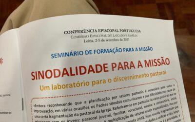 Seminário para a Missão: «Sinodalidade para a Missão: um laboratório para o discernimento pastoral»